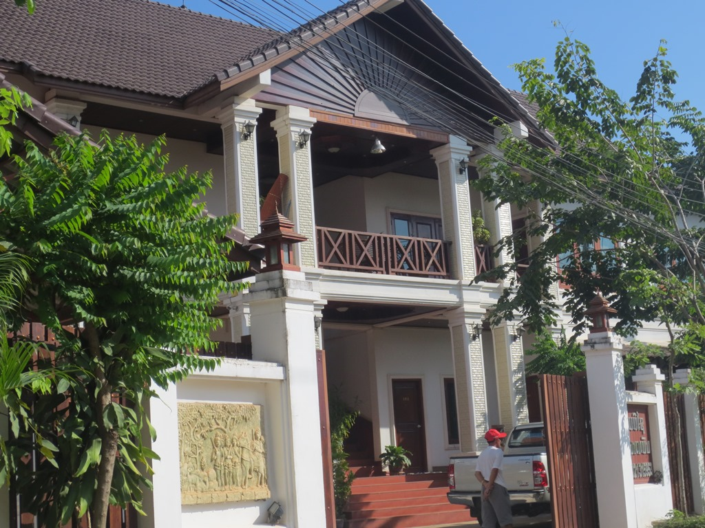Apartment For Rent In Laos