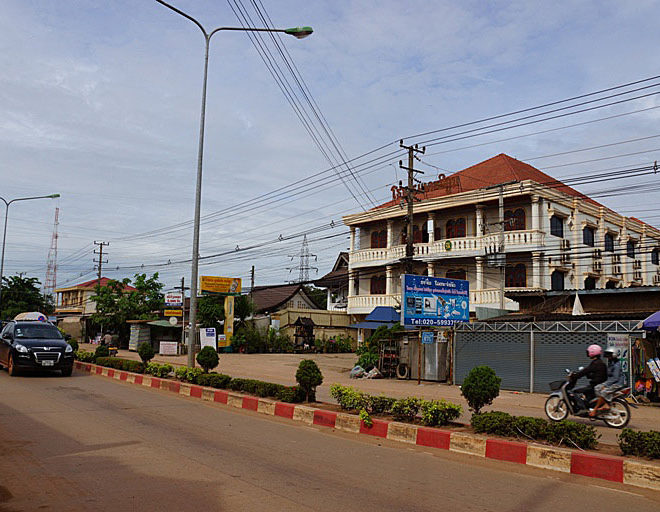Hotel for rent in Vientiane City (2)