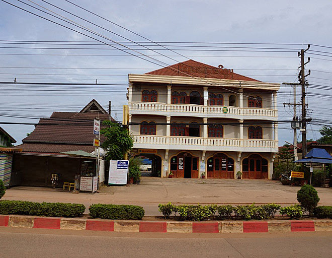 Hotel for sale in Laos (1)