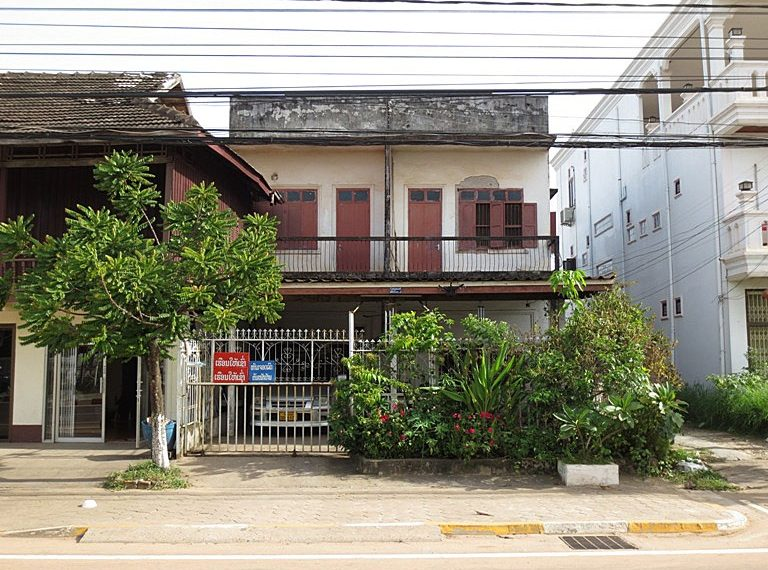 House for rent in Vientiane (1)