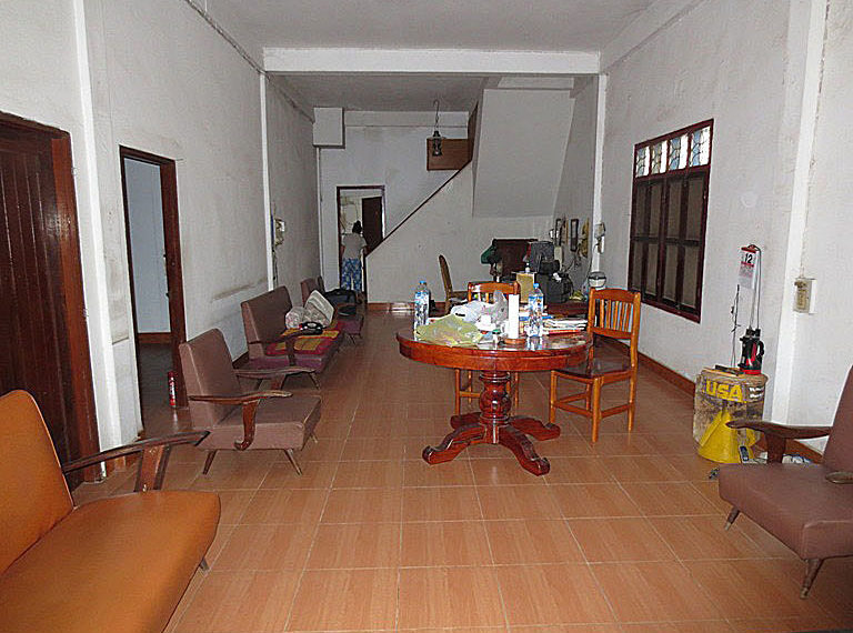 House for rent in Vientiane (2)