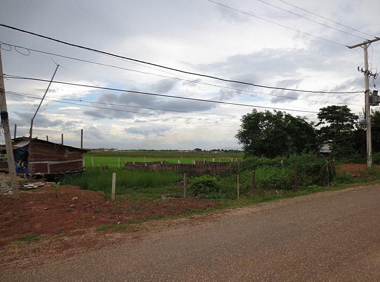 Land in Vientiane (1)