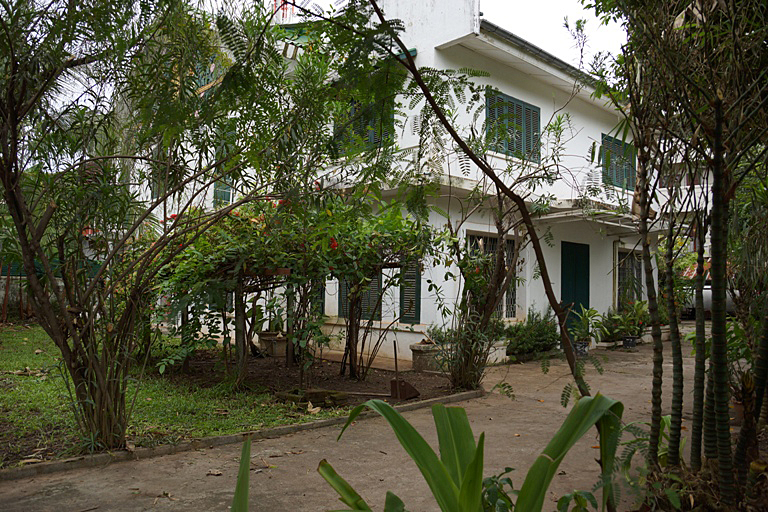 French colonial style located in Vientiane Real Estate Houses for