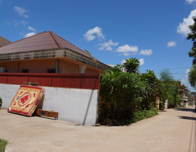 Nice villag house for sale in Vientiane  (2)