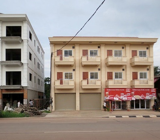 Shop house for sale in Vientiane (5)