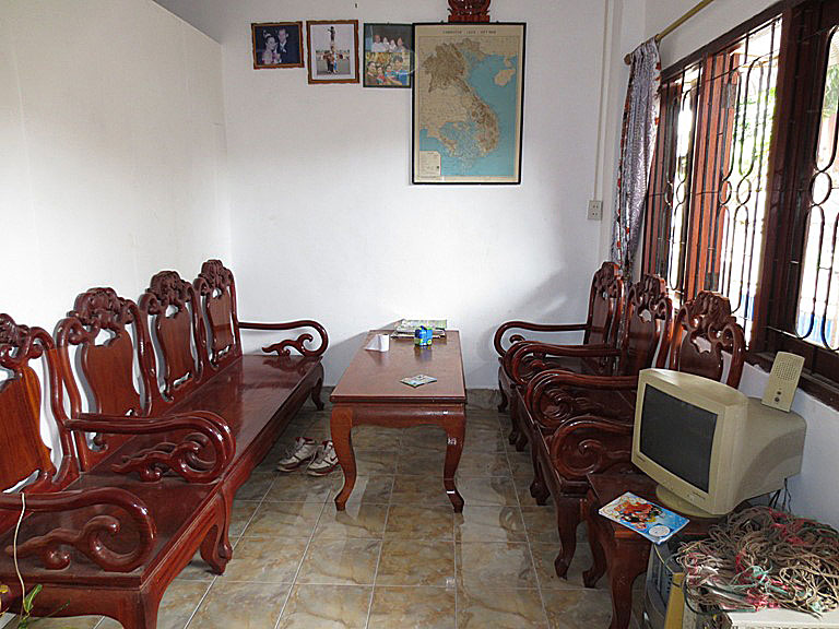 ... Two Floors House For Sale In Vientiane (4) ...